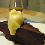 Julia Child's Boca Negra Cake