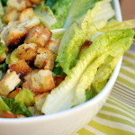Julia Child's Fresh & Delicious Caesar Salad