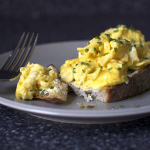 Julia Child Scrambled Eggs