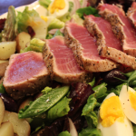 Tuna Nicoise Recipe