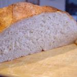 Julia Child's Plain French Bread